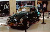 Java Green 1967 at the II Encuentro Vintage Centro Chia 2003