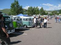 VW's on the Green