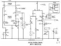 fuel injection wiring simplified