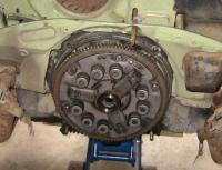 6 volt flywheel (for post)