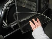 Broken Latch on Wind Wing / Vent Wing