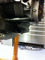lower deflector plates made for A-1 sidewinder header