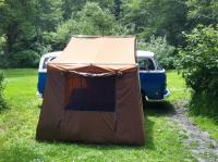 White Stag bus tent