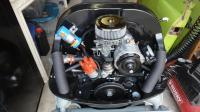 1974 Karmann Ghia Rebuild