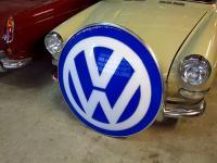 big front emblem