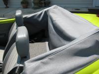 SewFine grey interior