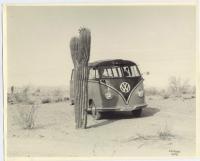 deluxe barndoor in the desert