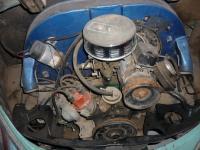 63 Beetle Ragtop project engine