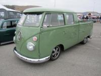 Double Cab @ the VW Classic 2012. ...