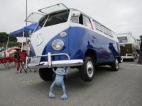 Split Camper @ the VW Classic 2012. ...