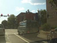 Van in Town