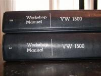 EARLY Type 3 Workshop Manuals