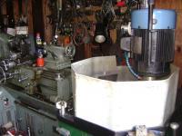 My FB5000 Flywheel grinder-refurbished by me