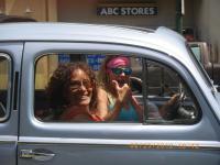 Cruising to the Hawaii  Zoo 6/24/2012