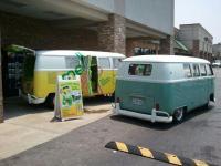 Mello Yello Bus and my Bus