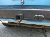 Burley high clearance hitch