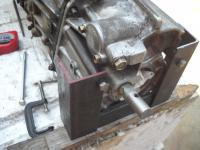 Transmission Mount Fabrication