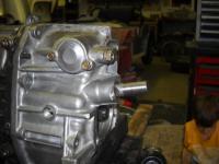 5 Speed Subaru Install