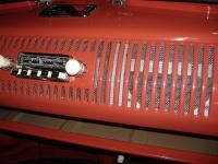 Radio grill