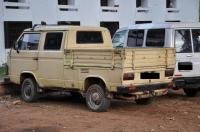 Syncro doka spotted in Ghana