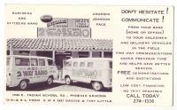 Logod, Camper, Bus, Radio, Phoenix, Arizona, ABC