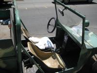 Homemade buggy in SoCal