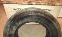 B.F. Goodrich F7.8-15 tire