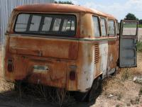 DeLuxe Bus.. Patina