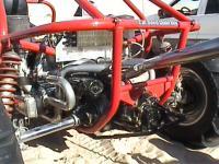 Mid- Engine Maddness