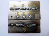 test welds