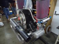 Fuel injected 2387cc
