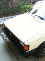 Garage Find '83 GTi