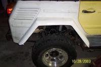 custom fenders