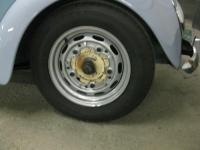 Uber 356 style wheel from Europe