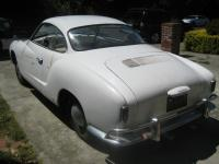 More of Richard's new '57 Ghia