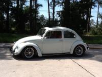 69 vw toga white smart car tires