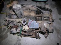 63 beetle engine removal