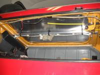 rear hatch lining