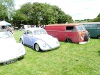 Lavenham Vintage VW Show 2012