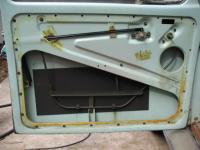 1965 Bug Driver's Door