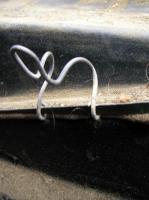 jack spring clip bracket