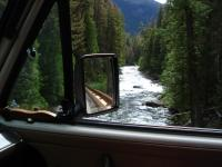 Icicle Creek Road