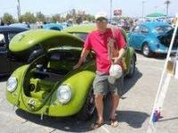 Russ Welch 1952 Cal look Hot VW Magazine September 2012