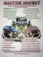 German Invasion Show Shadyside Dragway Shelby NC Sept 14 & 15 2012