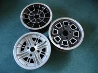 My four lug wheels Ronal Melber and mag Industries