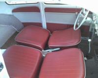 Volmac Recliner, Fold Down Bed, 63 Bug, L87, Rare