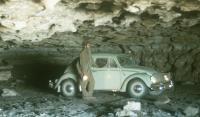 Cave Australia, Bug, Vintage Photo, Strange, mine