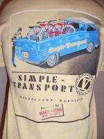 Simple Transport 5 shirts