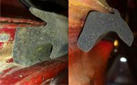 Squareback rear hatch seal -- original vs. ISP West