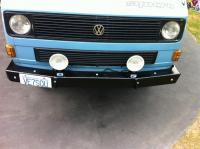Vanagon bumpers